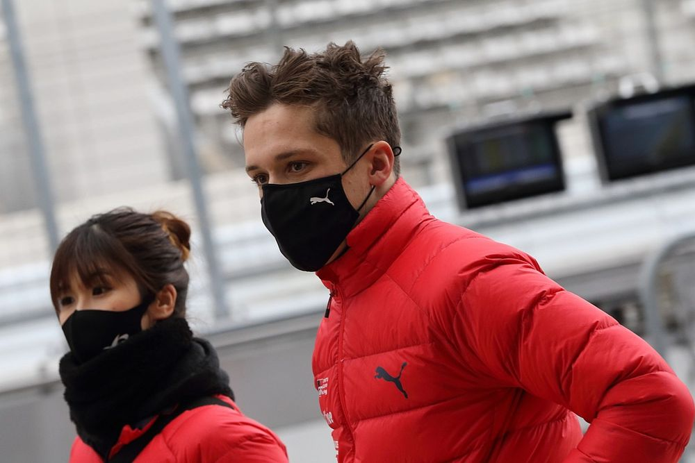 日本への渡航許可が下りないサッシャ・フェネストラズ、アメリカで7ヵ月ぶりにレース活動を再開