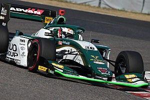Alesi named as Nakajima's Suzuka Super Formula replacement