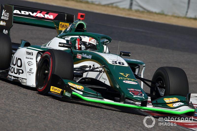 Giuliano Alesi va faire ses débuts en Super Formula