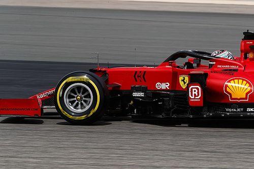 """フェラーリSF21には""""有望な兆候""""アリ? ルクレールが寄せる期待"""