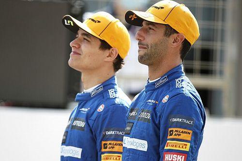 Norris Tidak Peduli dengan Kesulitan Ricciardo