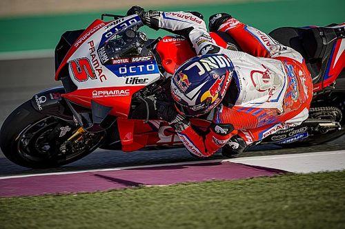 MotoGP, Doha, Warm-Up: Zarco precede le Yamaha