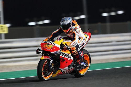 "Espargaro ""angry"" with result of ""amazing"" Honda debut at Qatar MotoGP"