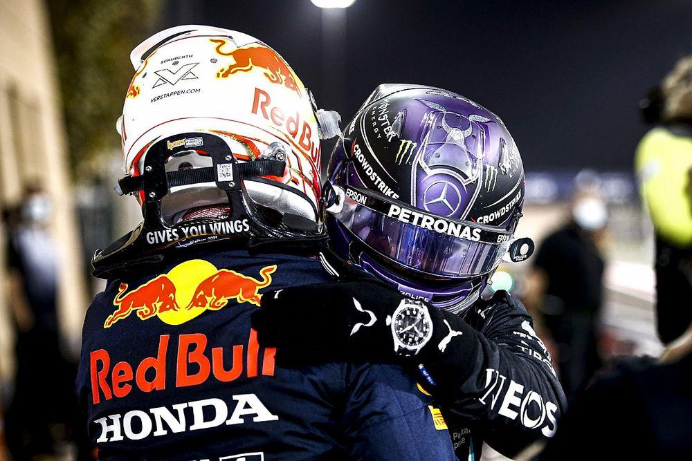 Marko: Verstappen and Hamilton in a league of their own