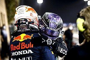 """Verstappen prijst Hamilton: """"Je moet hem de credits geven"""""""