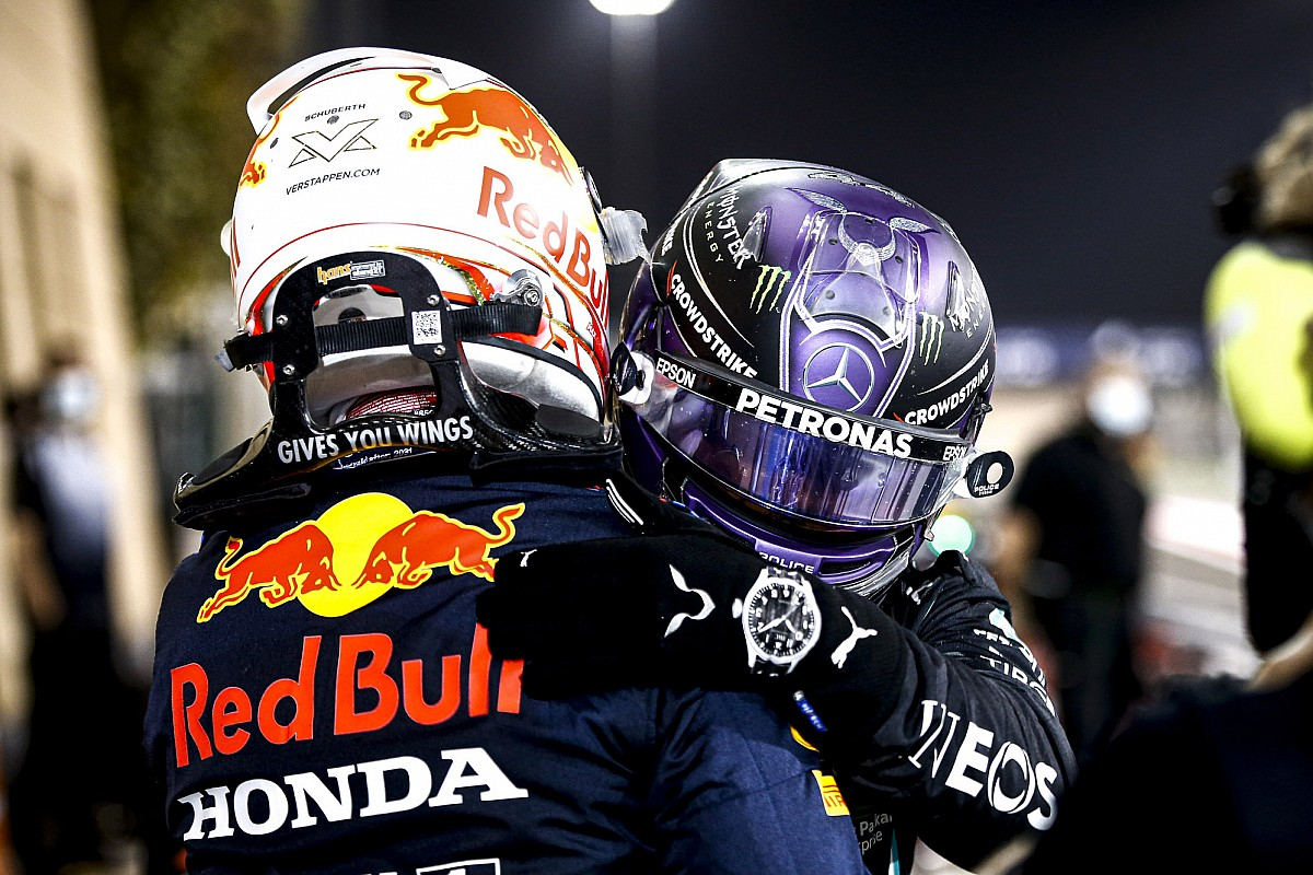 Marko: Verstappen and Hamilton in a league of their own thumbnail
