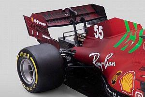 "Ferrari explains ""radical change"" to rear of SF21 F1 car"