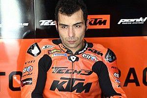 """Petrucci: """"Dispiaciuto Dovizioso non sia in MotoGP, è un amico"""""""