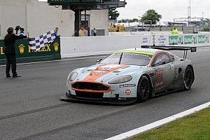 How Aston Martin Racing scaled new heights in the Prodrive era