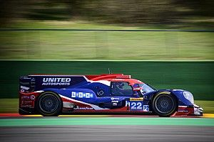 WEC Spa: United Autosports LMP2 fastest in first practice