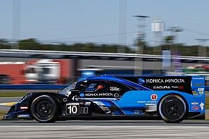 Rolex 24, H21: WTR Acura leads, Dixon charging for Ganassi