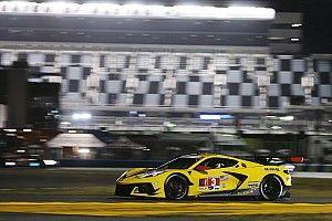 Antonio García saldrá segundo en las 24 Horas de Daytona 2021