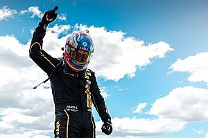 How Randle went from fighting cancer to battling for Supercars contention