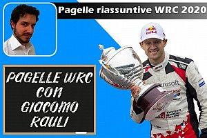 WRC: le pagelle del Mondiale 2020