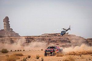 Galeria zdjęć: 10 etap Rajdu Dakar 2021