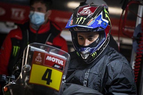 Nacho Cornejo se retira del Dakar 2021