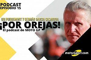 Podcast 'Por Orejas' – Ciabatti destaca el buen ambiente que hay ahora en Ducati