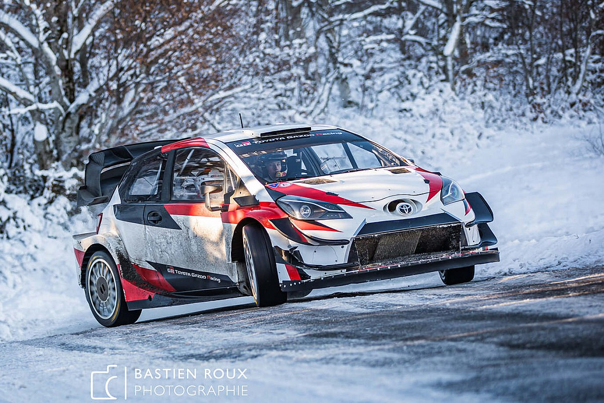 WRC, Monte-Carlo, PS3: Tanak crolla, Rovanpera in testa!