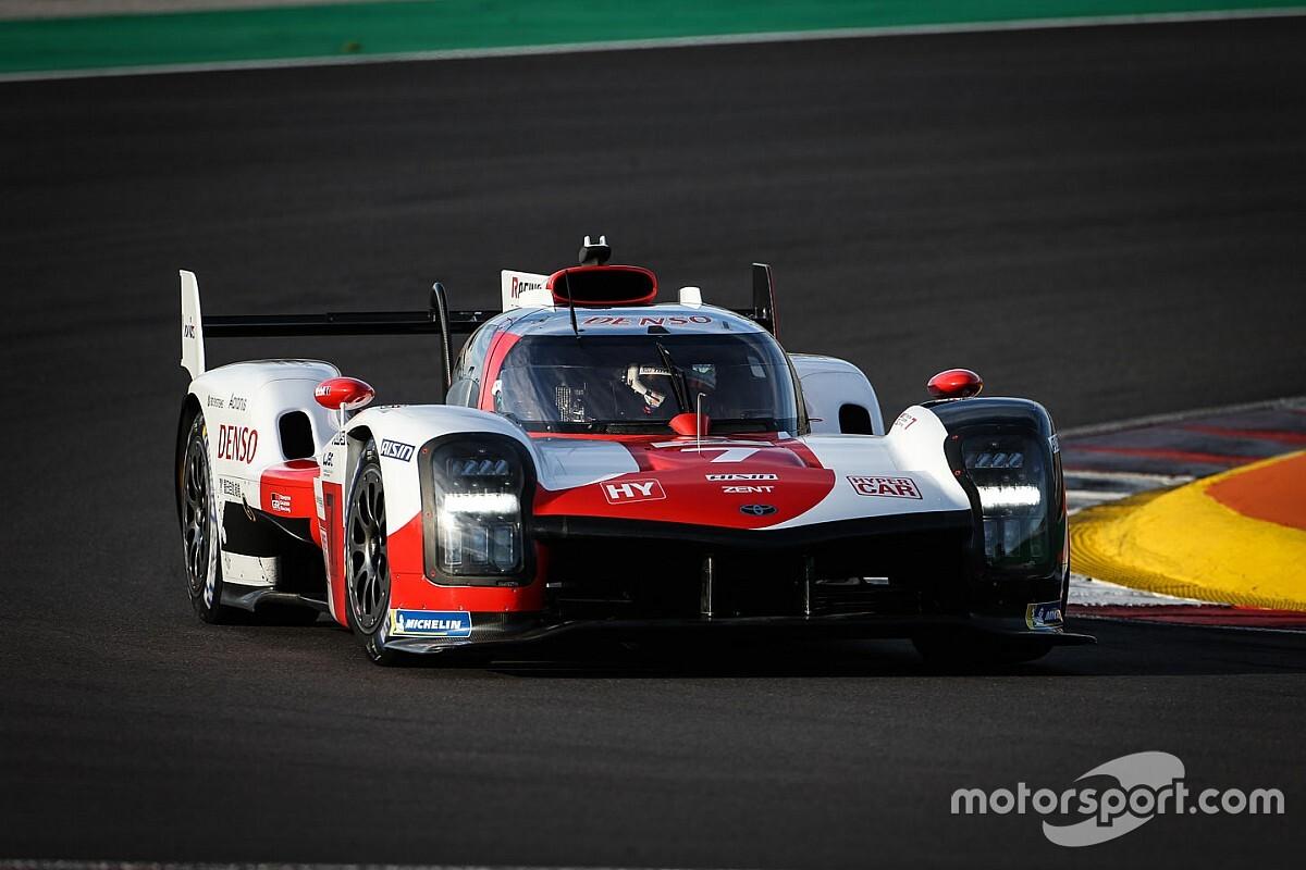 El gran cambio del nuevo prototipo de Toyota para Le Mans