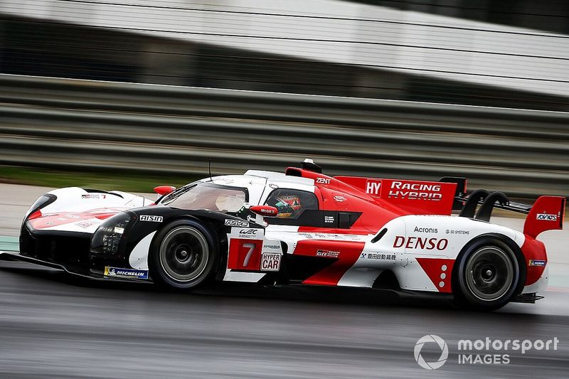 """Toyota """"behind target"""" after snowed-off hypercar test"""