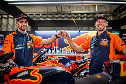 Hadapi MotoGP 2021, Duo KTM Pasang Target Besar