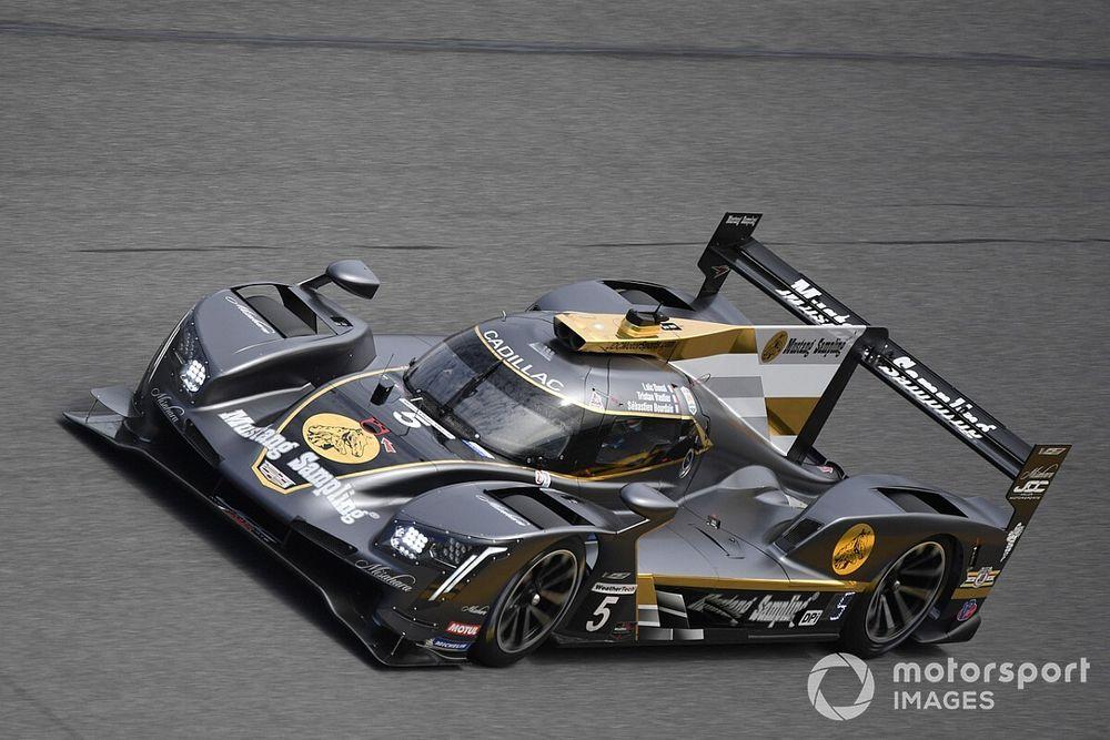 Rolex 24: Duval leads Magnussen in final Rolex 24 practice