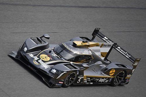 Cadillac manda en la última práctica para las 24 Horas de Daytona