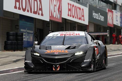 Kunimitsu Honda fastest overall in Suzuka testing
