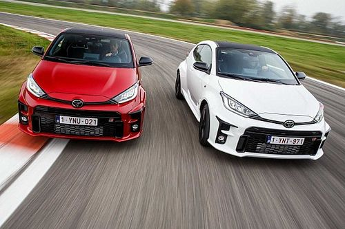 Vídeo: Toyota GR Yaris vs Mitsubishi EVO VI de Makinen