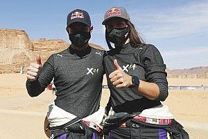 Prodrive quiere que Cristina Gutiérrez corra el Dakar con Loeb y Roma