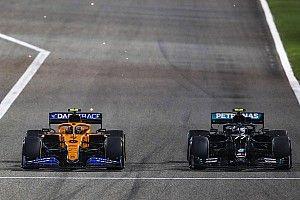 Norris: Mesin Mercedes Bisa Tingkatkan Performa McLaren