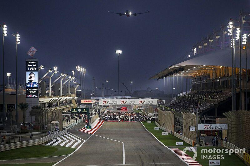 Bahrein ofrece vacunar contra la COVID a todo el personal de F1
