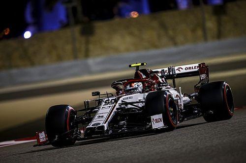 Ferrari pone deberes a Giovinazzi en Alfa Romeo para 2021