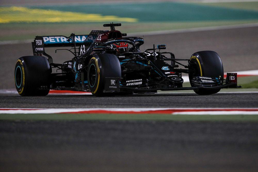 L'approche de Russell a plus impressionné Mercedes que sa rapidité