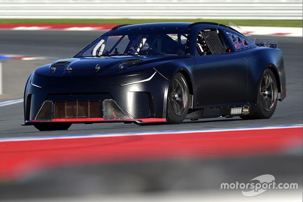 """Truex: NASCAR Next Gen car """"does everything a little bit better"""""""