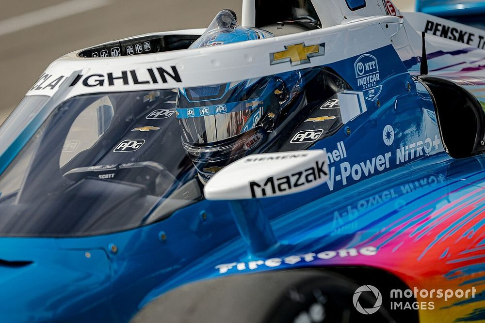 Qualifying with race downforce at Texas will aid TMS novices