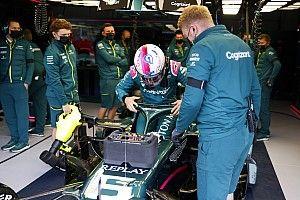 """Vettel: """"Portimao, temiz bir hafta sonu hedeflemek için iyi bir yer"""""""