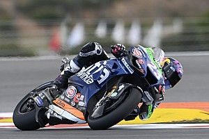 Tekad Bastianini Tancapkan Kuku di Jerez