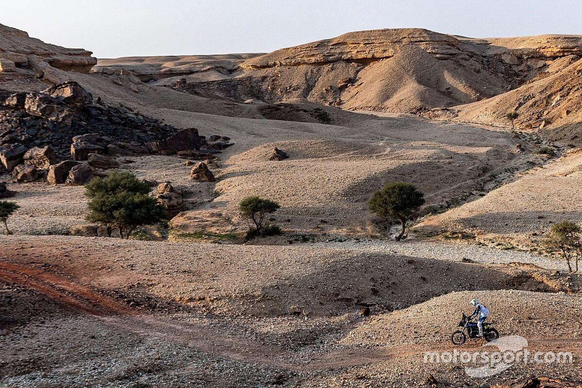 El Dakar acorta su sexta etapa entre Al Qaisumah y Ha'il