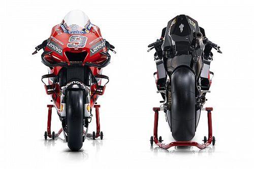 Ducati Desmosedici GP20: ecco la scheda tecnica