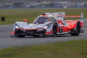Montoya finaliza segundo su primer turno en Daytona