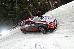 Hyundai remplace Loeb pour le Rallye de Suède