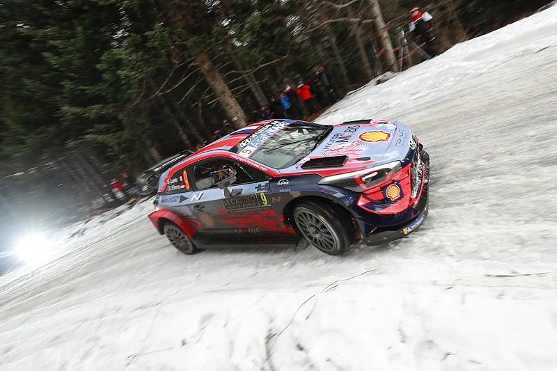 Леб не выступит за Hyundai на Ралли Швеция