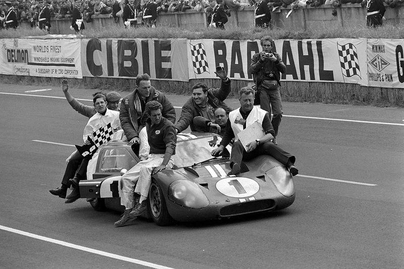Ford lawan Ferrari: Ini yang Terjadi Setelah Le Mans 1966