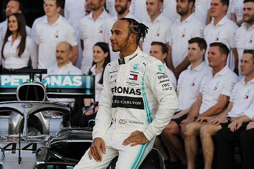 Hamilton nem fél a fiataloktól, és egészségesebb, erősebb, jobb mint valaha