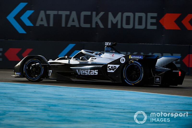 "Wolff: Formula E is ""Super Mario Kart with real drivers"""