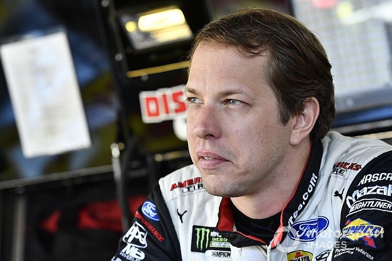 """Keselowski exits playoffs: """"In the end it didn't work out"""""""