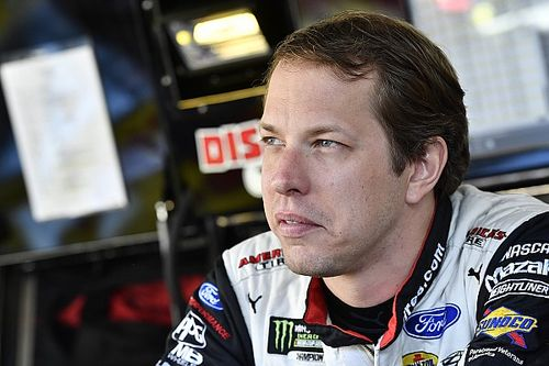 "Keselowski exits playoffs: ""In the end it didn't work out"""