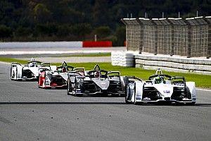 A Formula E 2020-2021-es versenynaptára, 2020-as dátumok nélkül