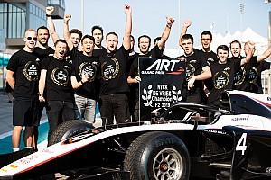 De Vries stond voor keuze: doorgaan in F2 of elders verder racen